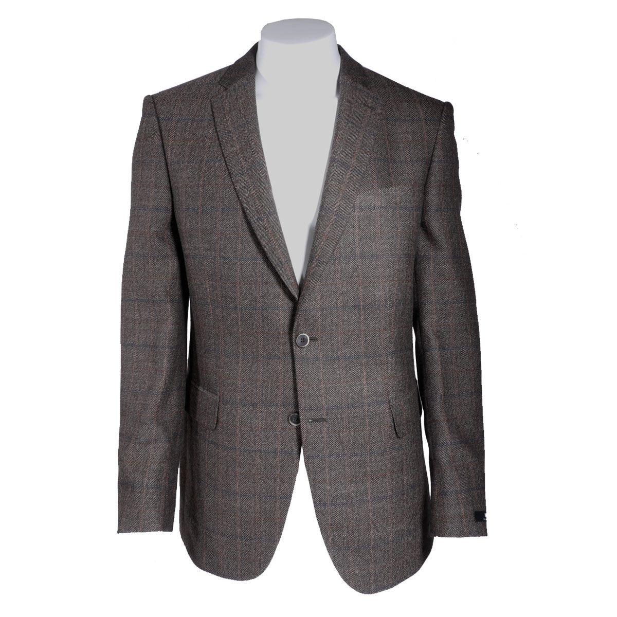 veste marron pour homme grand du 54 au 62 digel. Black Bedroom Furniture Sets. Home Design Ideas