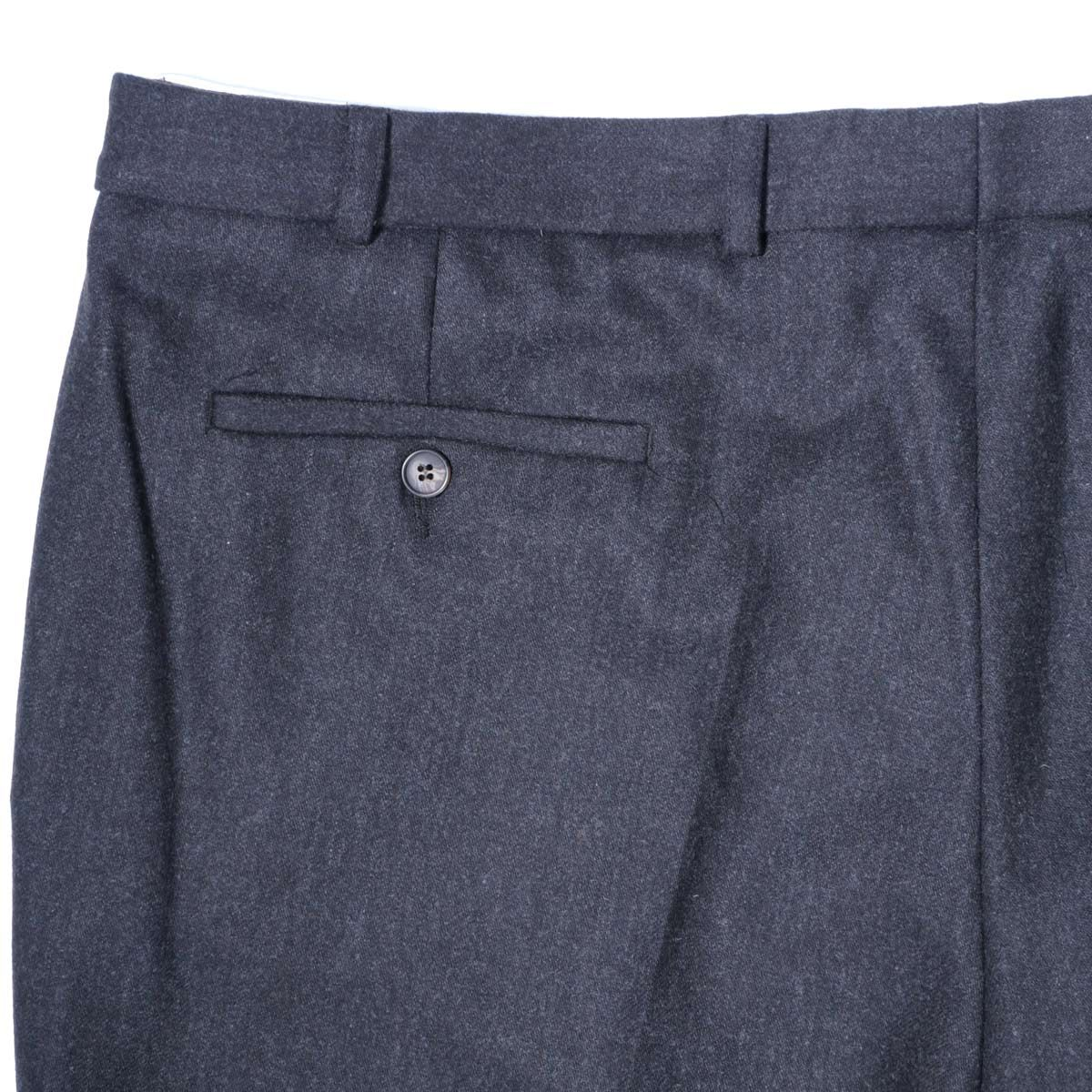 pantalon laine marron pour homme fort grande taille. Black Bedroom Furniture Sets. Home Design Ideas