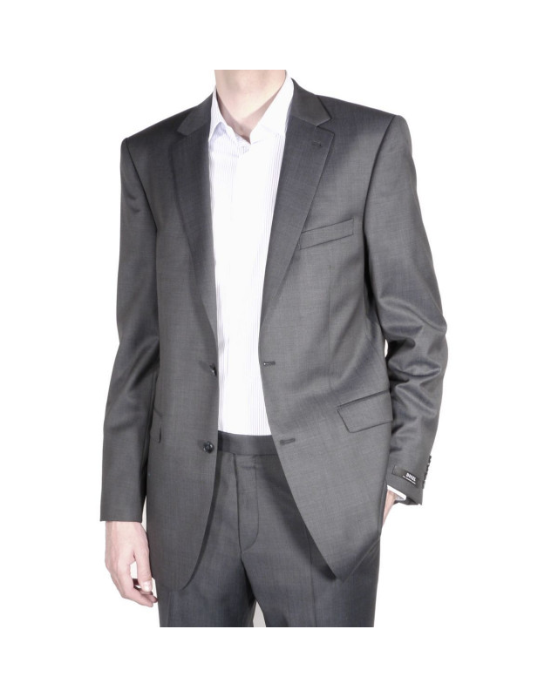 Veste Préférence gris bleuté homme grand