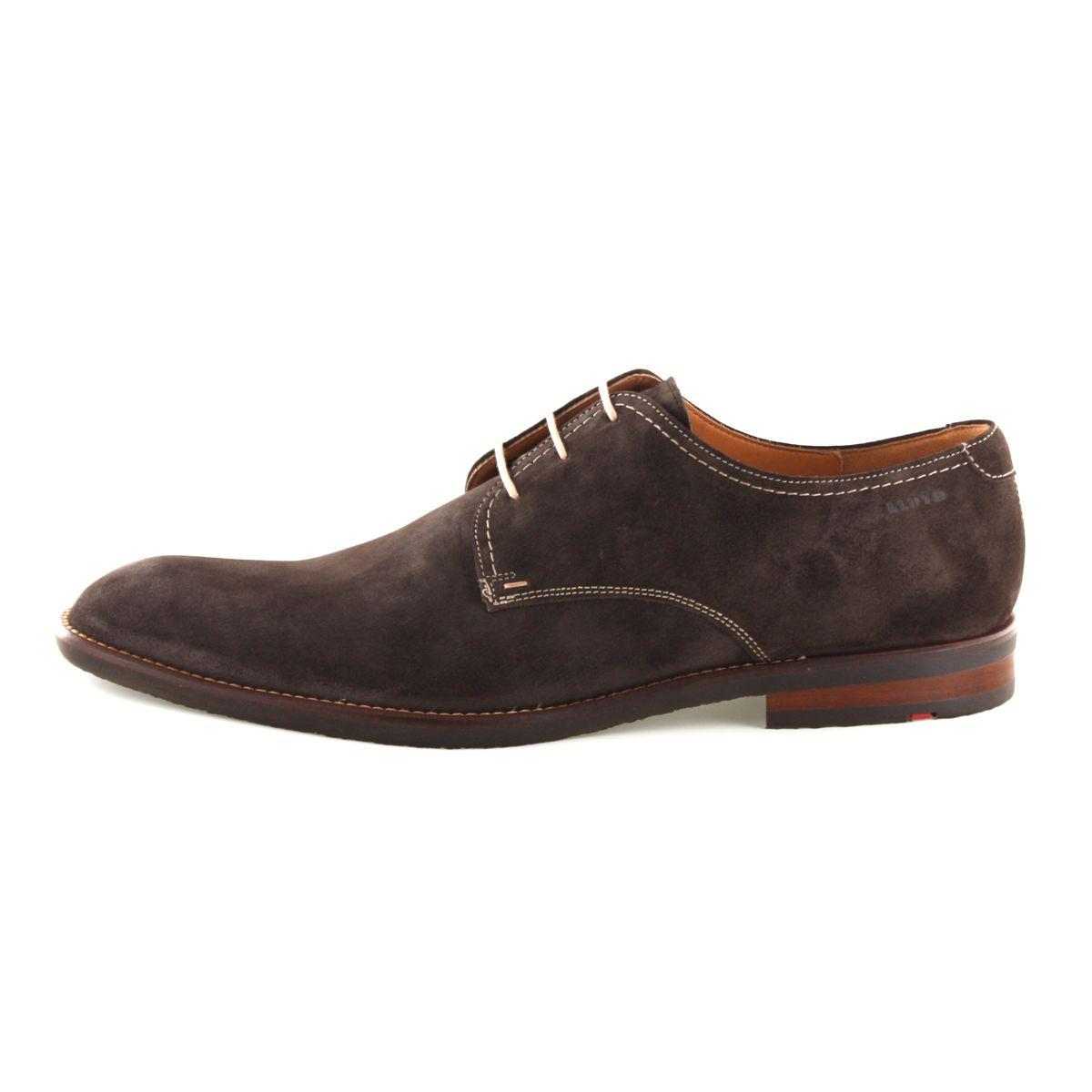 chaussures hel marron en cuir su d grande taille du 46 au 51 size factory lloyd. Black Bedroom Furniture Sets. Home Design Ideas
