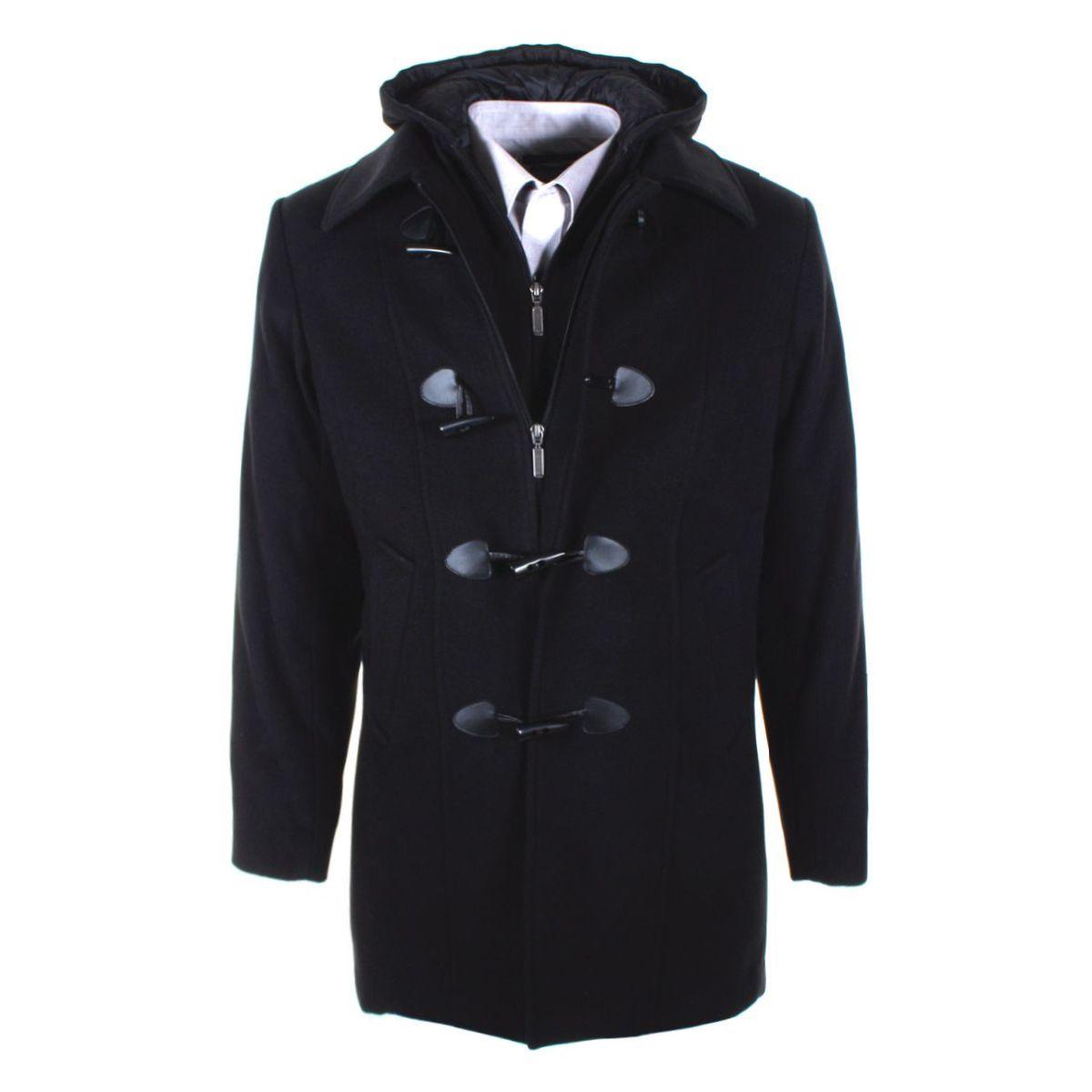 manteau femme grand col laine m03191 boutons dor s pictures to pin on pinterest. Black Bedroom Furniture Sets. Home Design Ideas