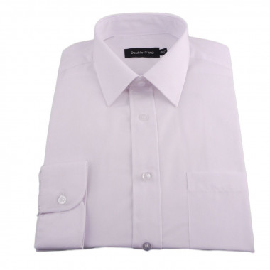 Chemise blanche Confort : manches extra longues 69 cm
