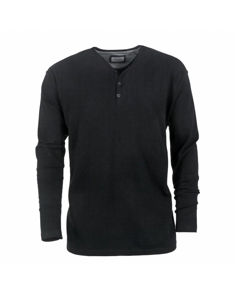 T-shirt noir : grande taille du 2XL au 3XL