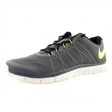 MAUVAISE PHOTO Chaussures Nike Free Trainer grises : grande taille du 47.5 au 52.5