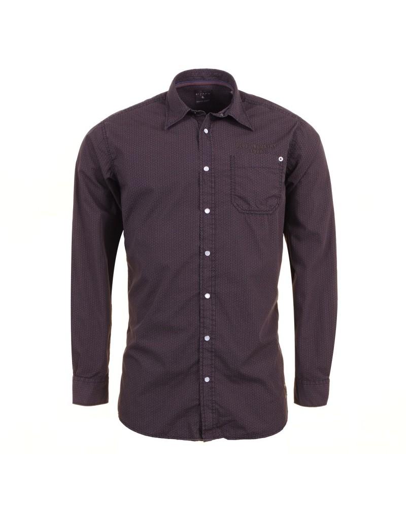 Chemise marron pour Homme Grand: du M au 2XL