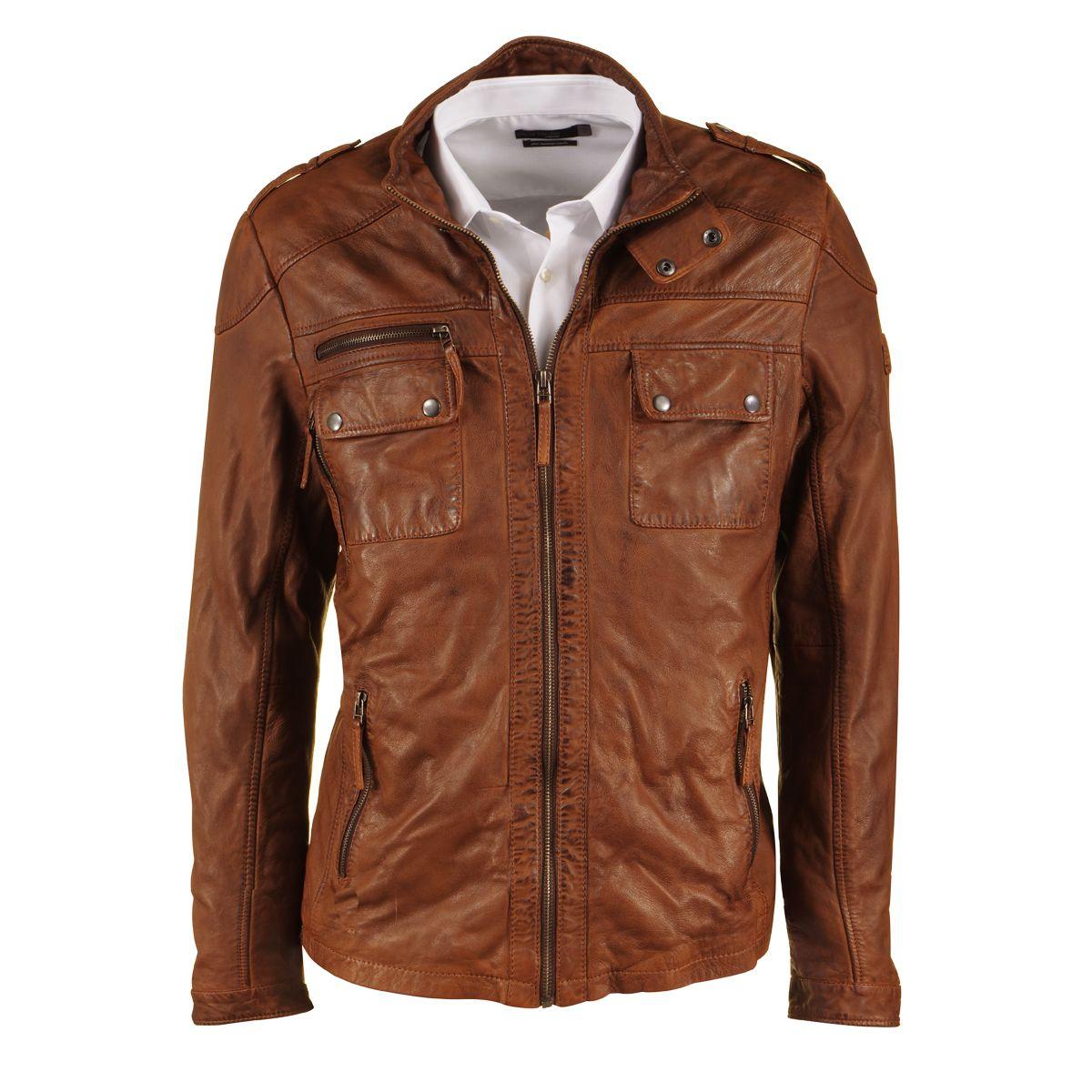 Gants moto cuir marron - Cuire marron au four ...