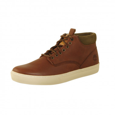 Chaussures 2 0 Cupsole Chukka marrons: grande taille du 46 au 50