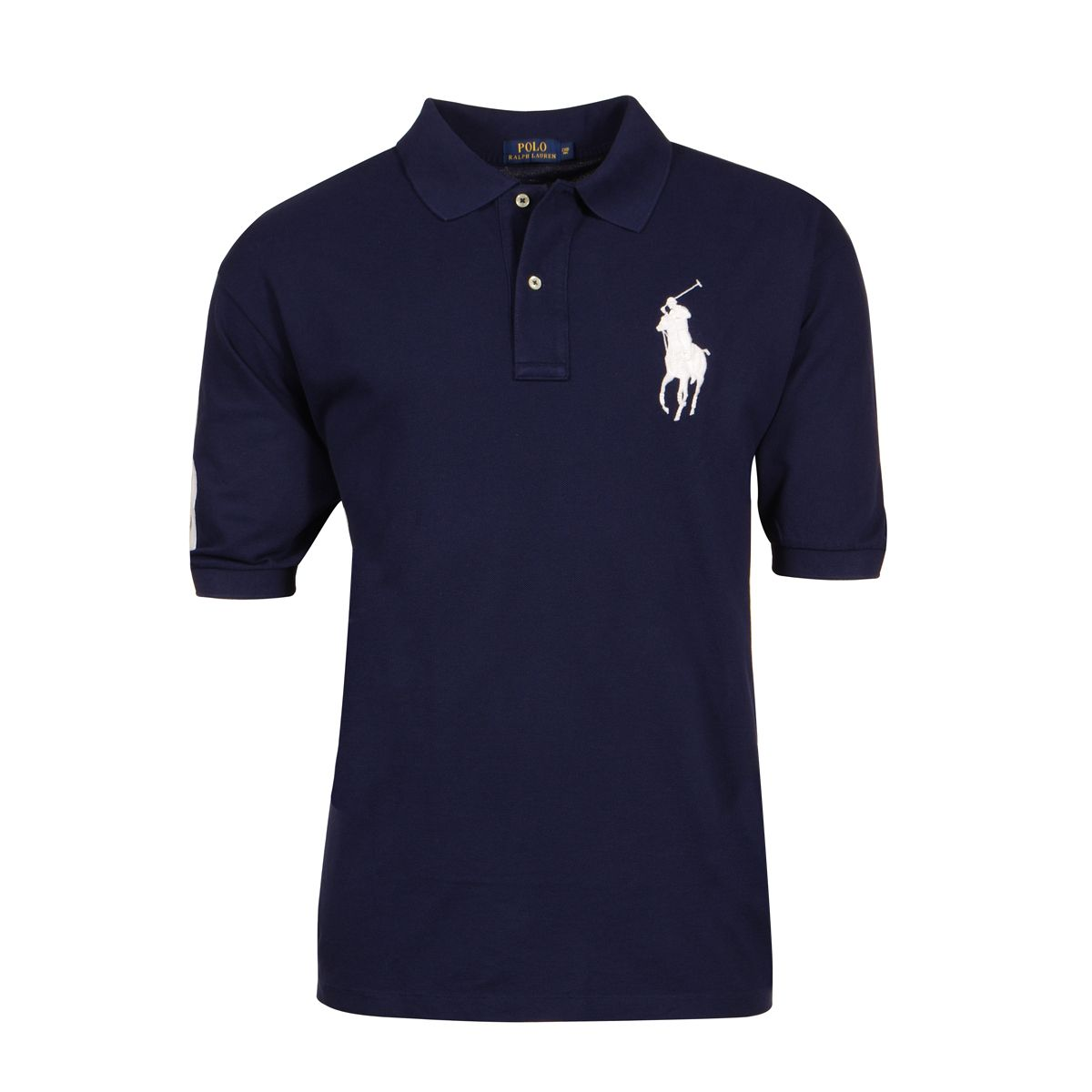 Polo bleu grande taille du 2xl au 6xl size factory for 6xl ralph lauren polo shirts