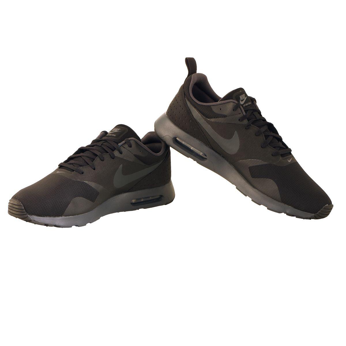 panier air max pas cher de femme - Chaussures Nike Air Max Tavas noires et grises : grande taille du ...