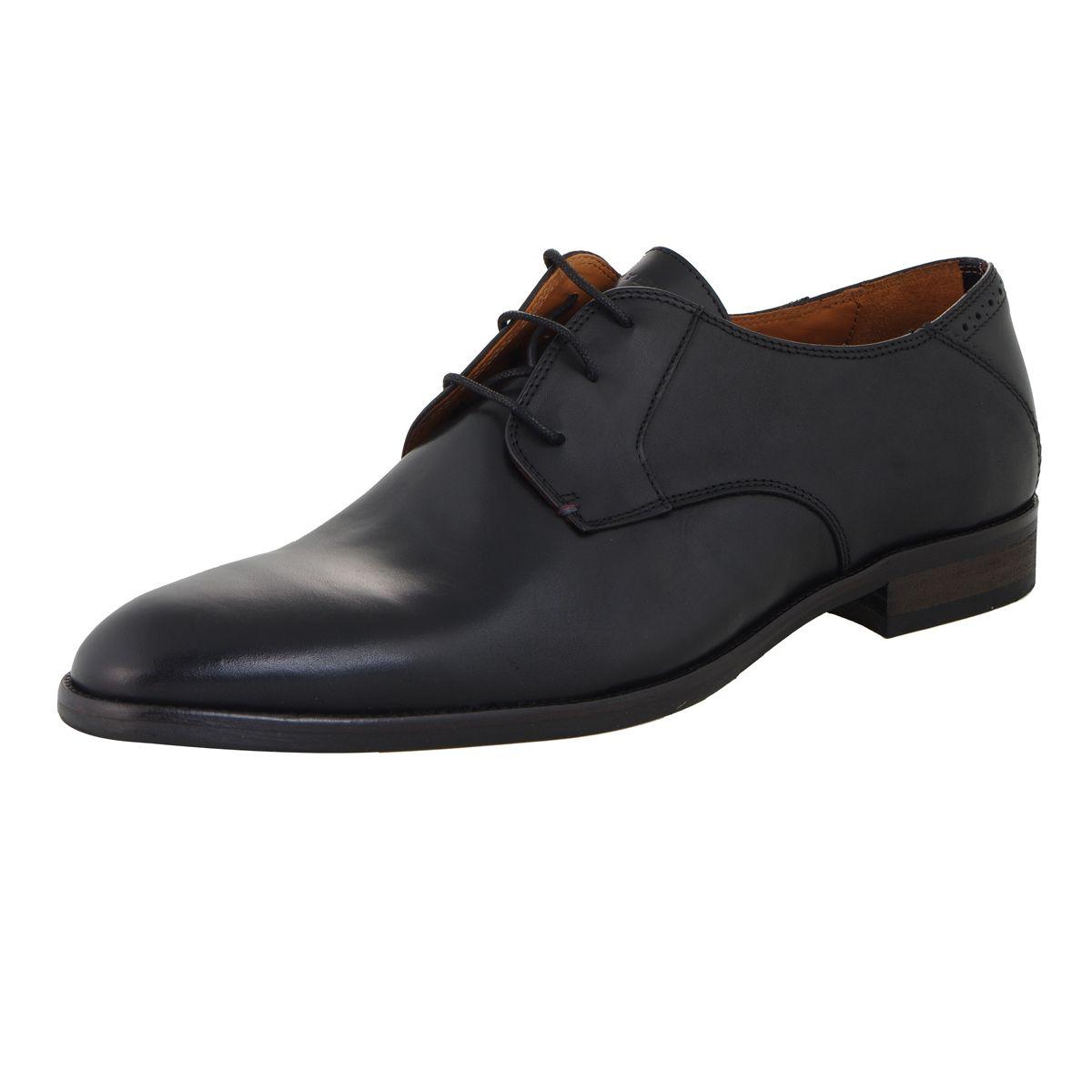 chaussures noires grande taille du 46 au 48 size factory tommy hilfiger. Black Bedroom Furniture Sets. Home Design Ideas