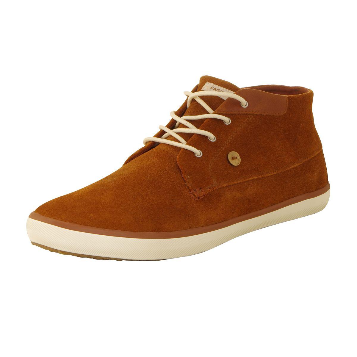 chaussures mi haute marron grande taille du 47 au 49 size factory faguo. Black Bedroom Furniture Sets. Home Design Ideas