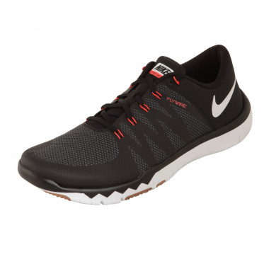 Chaussures Nike Free Trainer noires : grande taille du 47.5 au 50.5