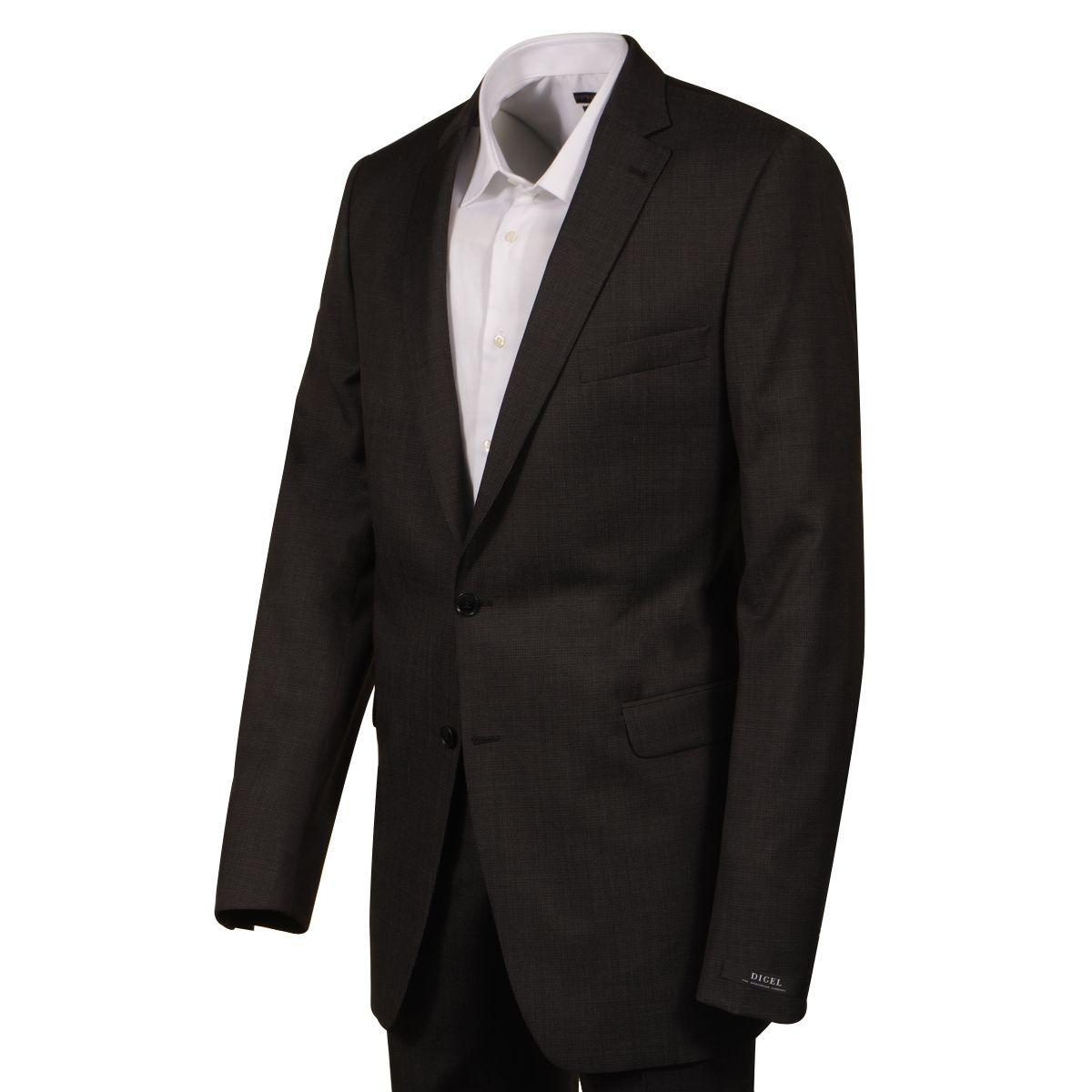 costume gris anthracite pour homme grand size factory picture car interior design. Black Bedroom Furniture Sets. Home Design Ideas