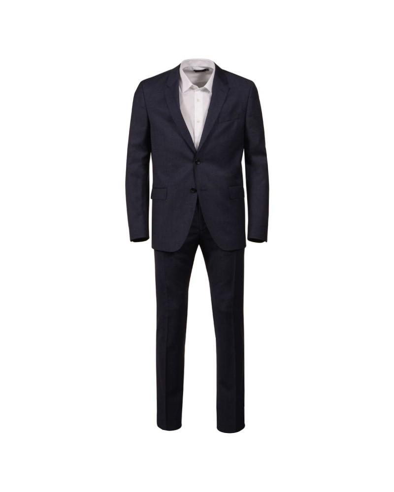 Costume Norman Will bleu pour Homme Grand : du 54 au 60