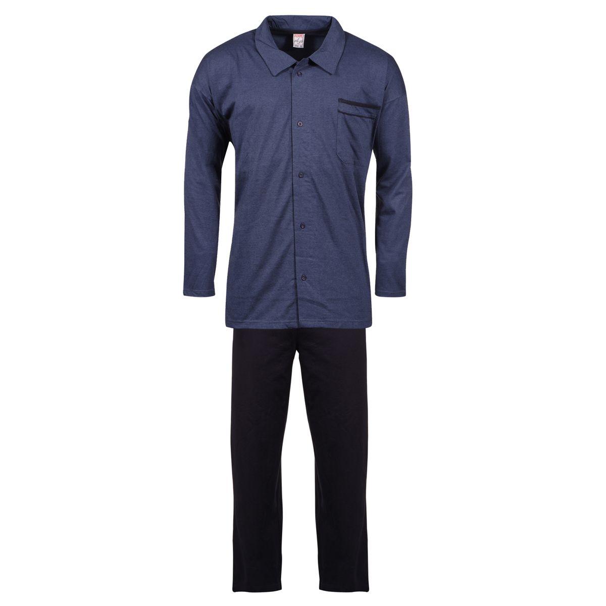 ensemble pyjama bleu grande taille du 3xl au 8xl size. Black Bedroom Furniture Sets. Home Design Ideas