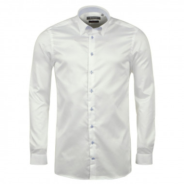 Chemise blanche : manches extra-longues 72cm