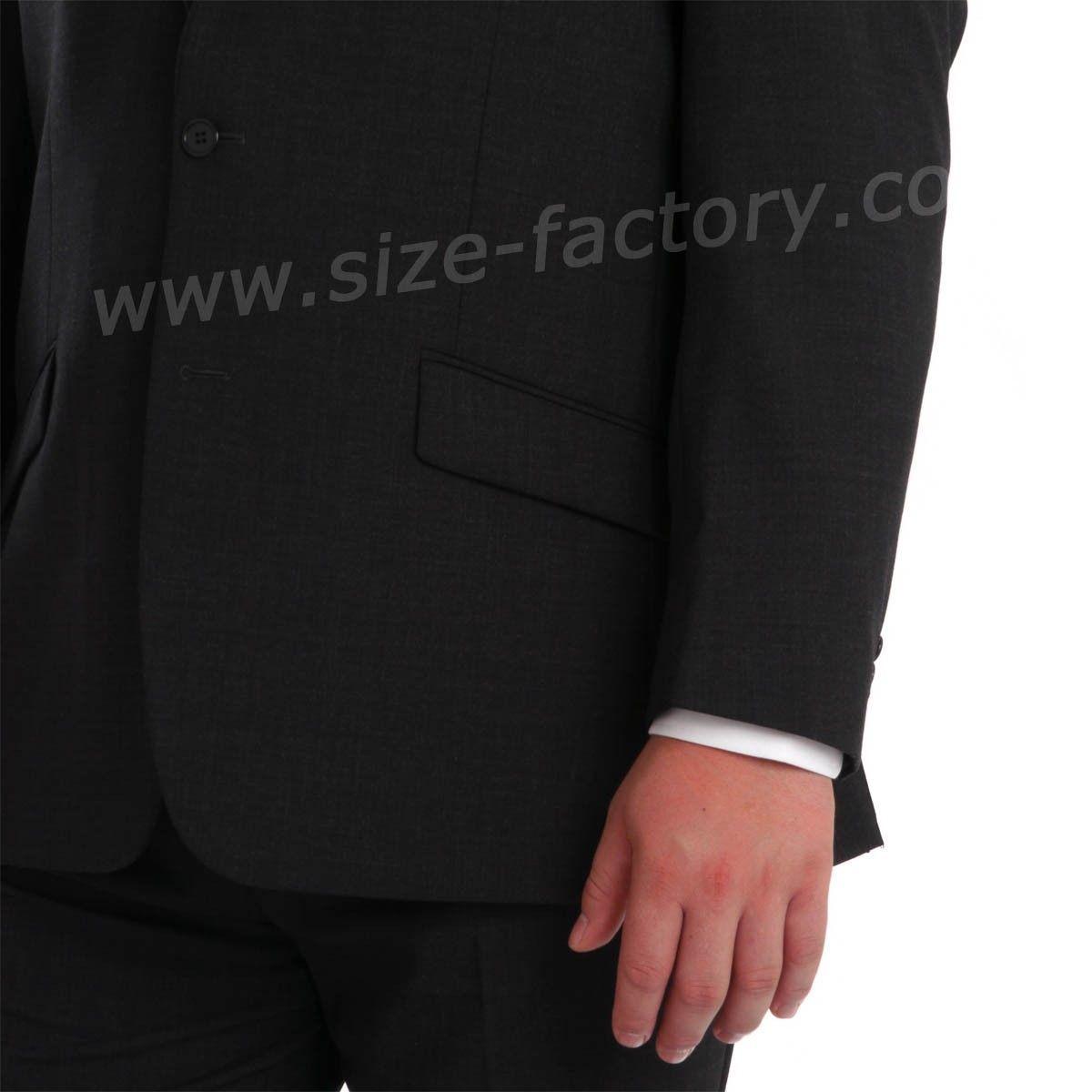 costume grande taille gris classic pour homme fort nouveau size factory skopes. Black Bedroom Furniture Sets. Home Design Ideas