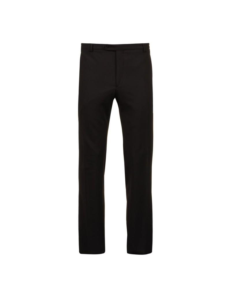 """Pantalon noir """"spécial auto"""" grande taille: jusqu'au 72FR"""