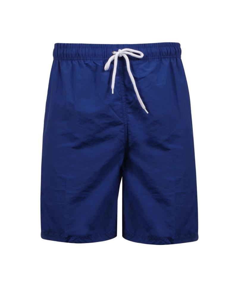 Short de bain bleu roi: grande taille du XL au 6XL