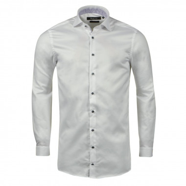 Chemise blanche: manches extra-longues 72cm