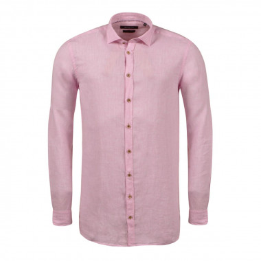 Chemise rose: manches extra-longues 72cm