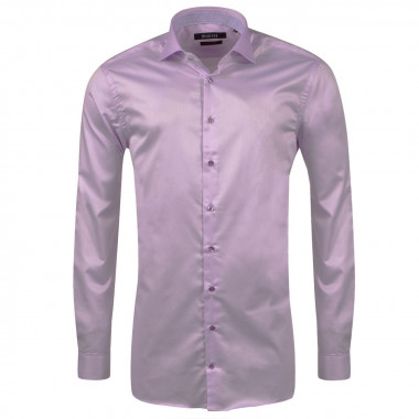 Chemise lilas: manches extra-longues 72cm