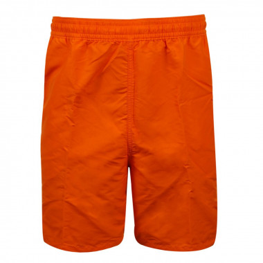 Short de bain orange: grande taille du XL au 5XL