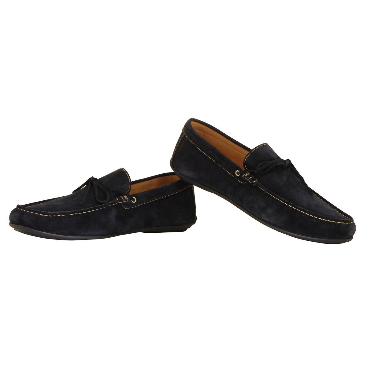 chaussures mocassins bleu marine grande taille jusqu 39 au. Black Bedroom Furniture Sets. Home Design Ideas