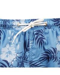 Short de bain bleu ciel: grande taille du 2XL au 8XL