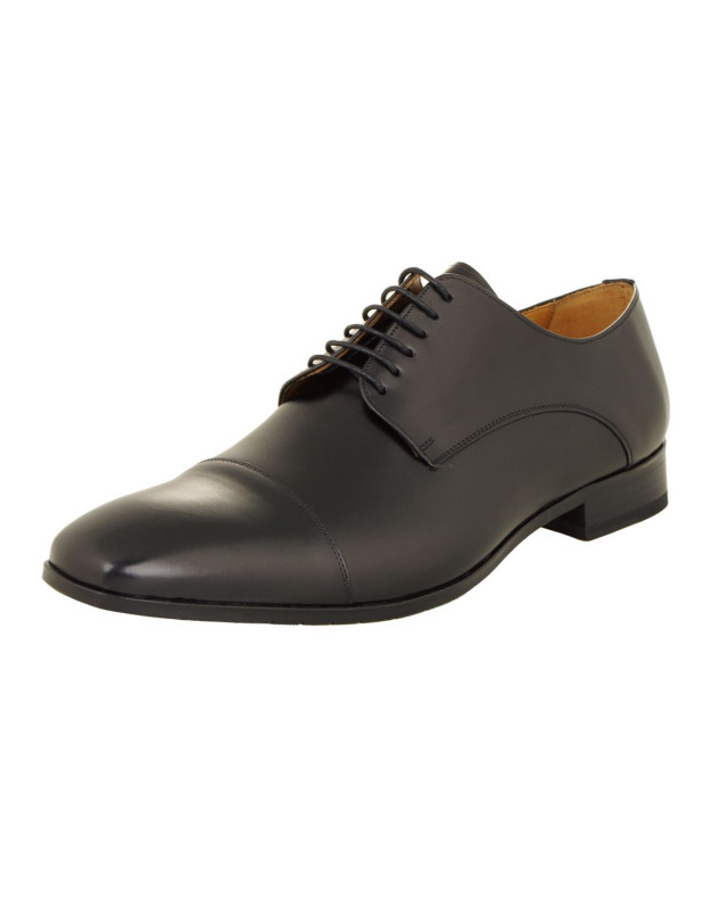 Chaussures richelieu marrons : grande taille jusqu'au 49