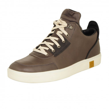 Chaussures Amherst High Top Chu gris: grande taille du 46 au 50