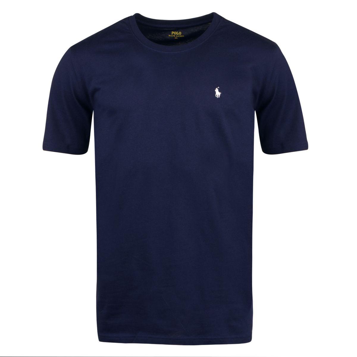 tee shirt bleu et blanc grande taille du 2xl au 6xl size factory ralph lauren. Black Bedroom Furniture Sets. Home Design Ideas