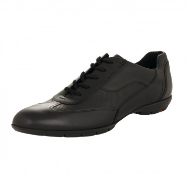 Chaussures sneakers Andres noir : grande taille jusqu'au 49.5