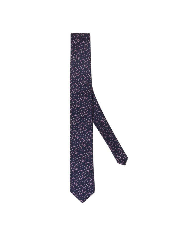 Cravate extra-longue 160 cm bleu
