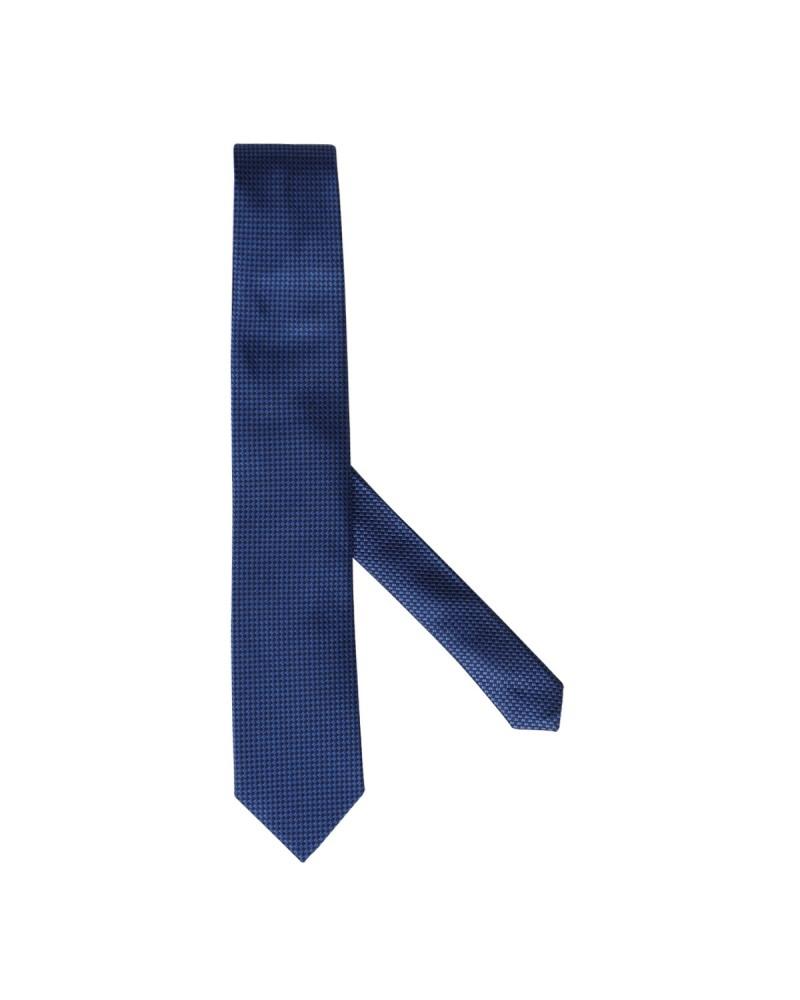 Cravate extra-longue 160 cm bleue royal