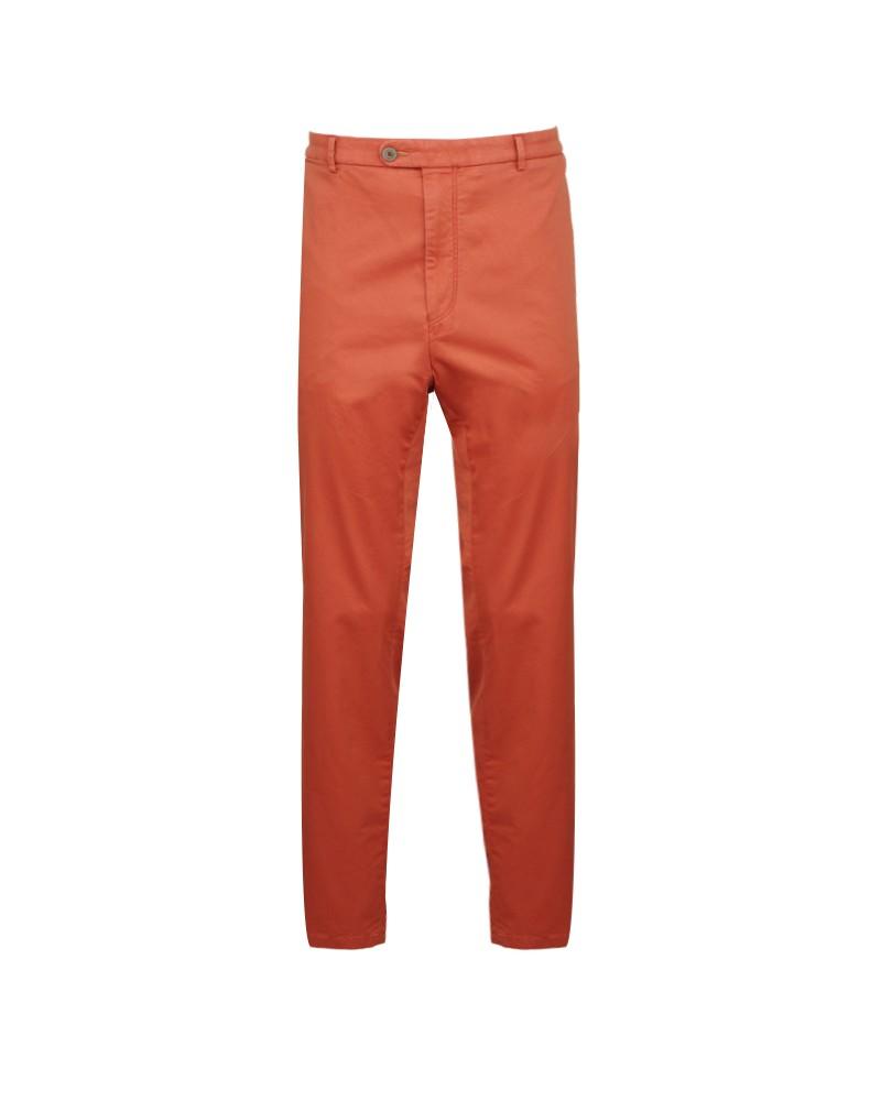 Pantalon chino corail: grande taille jusqu'au 66FR (52US)