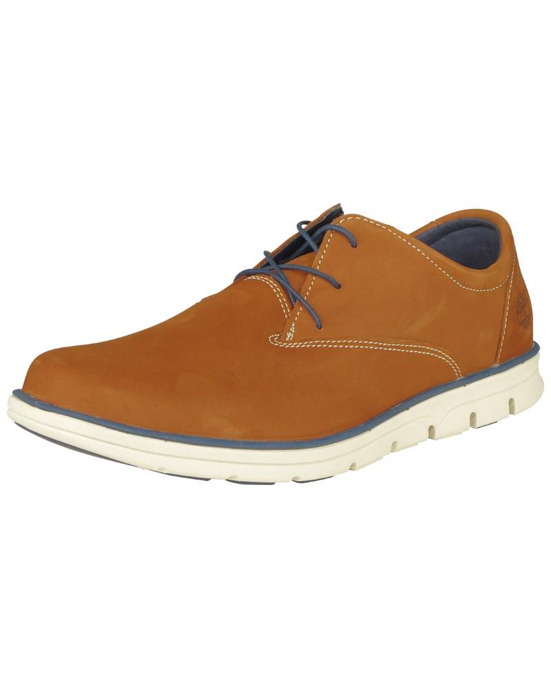 Chaussure Bradstreet Oxford marron: grande taille du 46 au 50