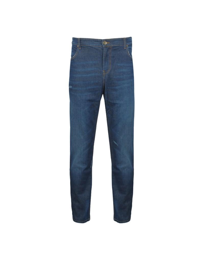 Jean bleu: grande taille jusqu'au 64FR (50US)