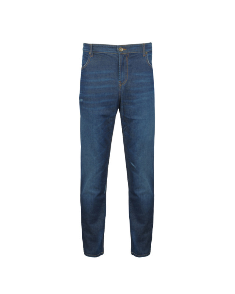 Jean bleu: grande longueur de jambe 38US