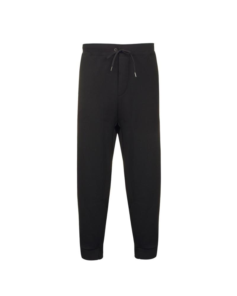 Pantalon de jogging noir: grande taille du 1XL au 5XL