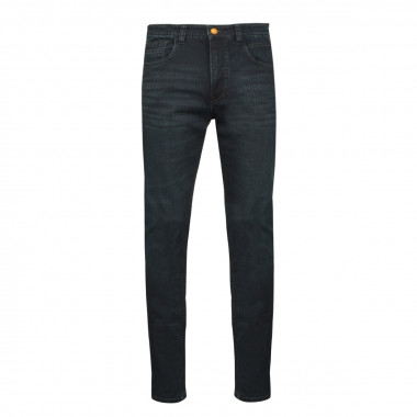 Jean Houston blue black: grande longueur de jambe 38US