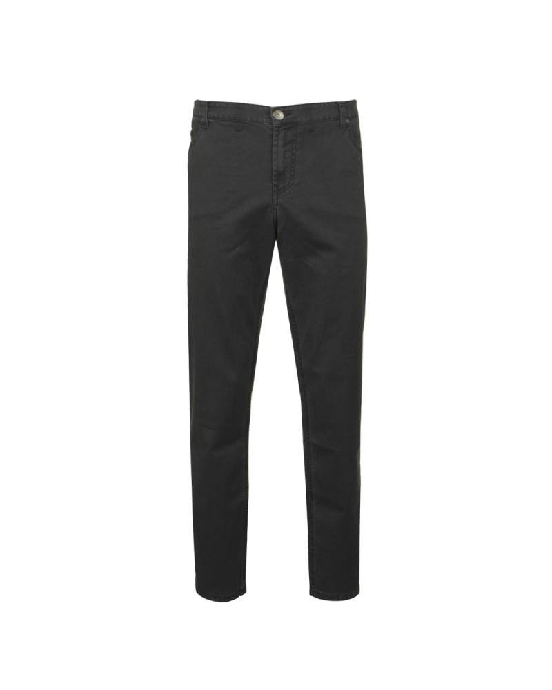 Jean noir pour Homme Grand : grande longueur de jambe 38US