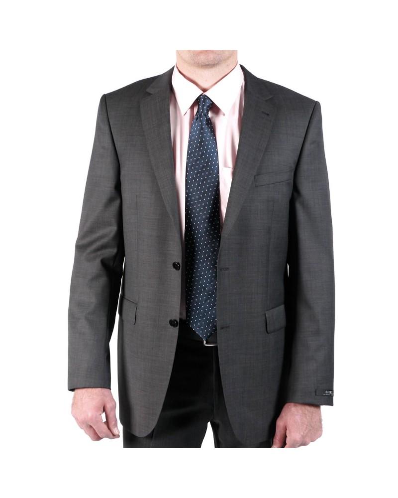 Veste de costume Préférence gris - Taille élancée du 52 au 62