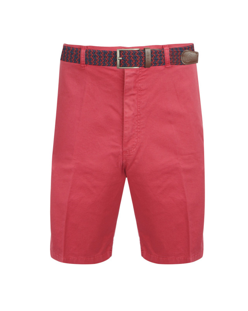 Short avec ceinture rose: grande taille jusqu'au 64FR (50US)