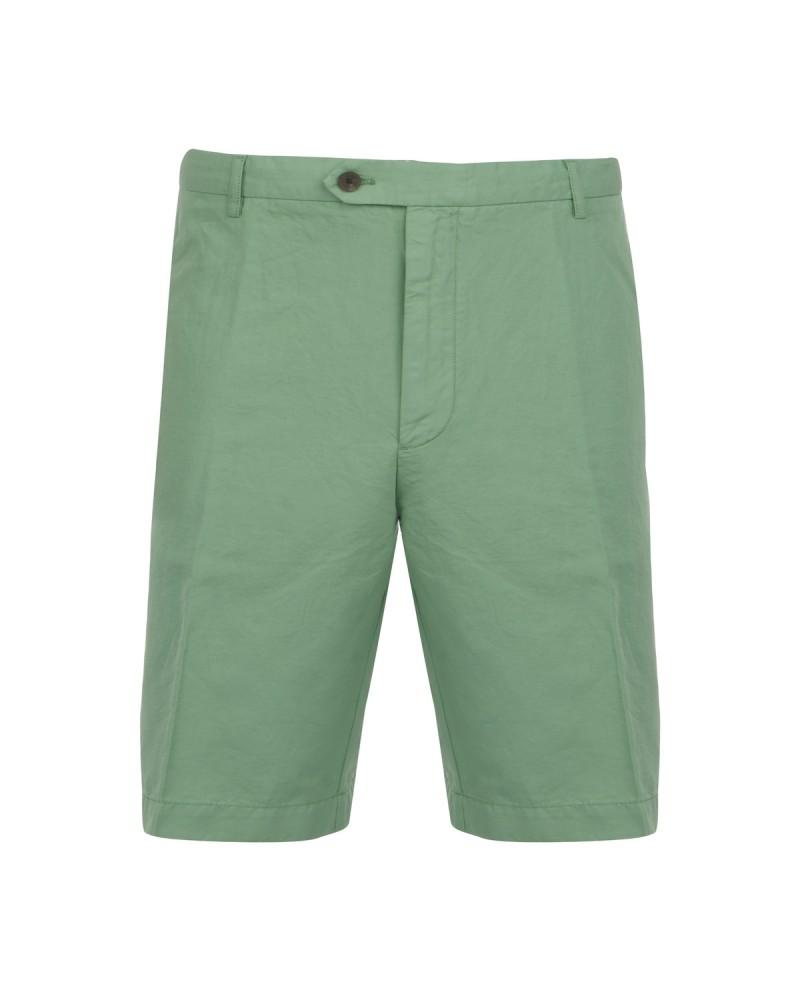 Bermuda chino vert: grande taille jusqu'au 60/62FR (48US)