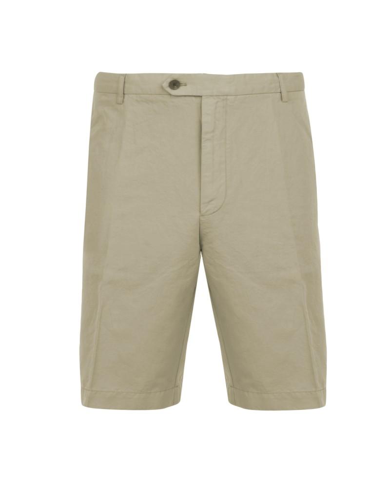 Bermuda chino beige: grande taille jusqu'au 60/62FR (48US)
