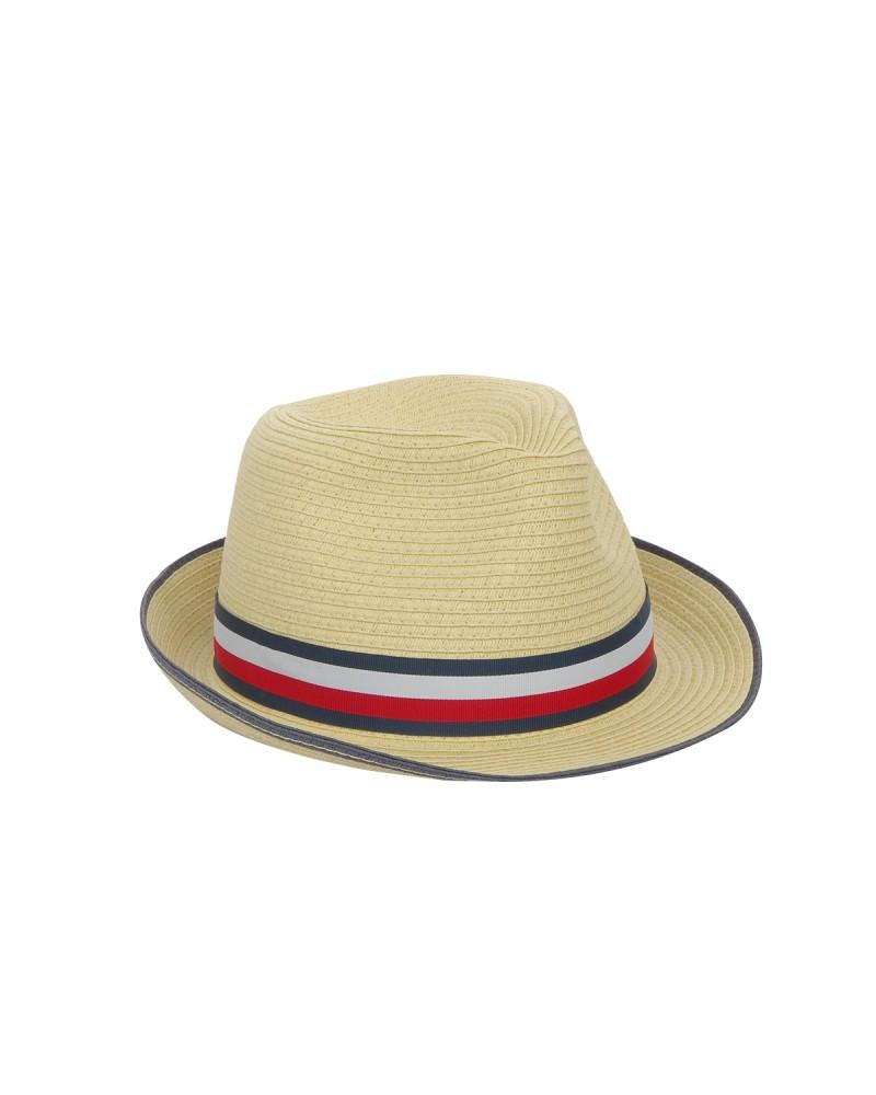 Chapeau de paille : Taille unique