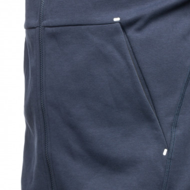 Sweat zippé Tech Fleece Nike pour homme grand bleu marine