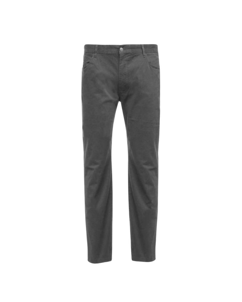 Pantalon 5 poches Eden Park grande taille anthracite