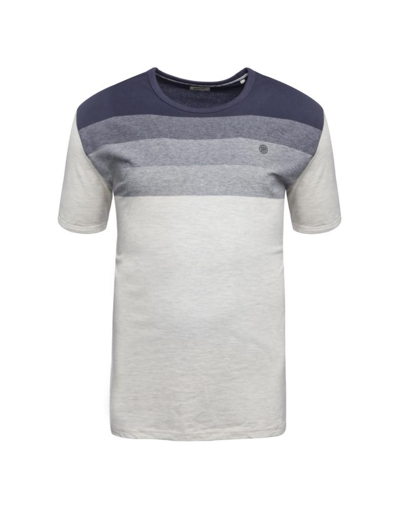 Tee shirt MN03 grande taille gris